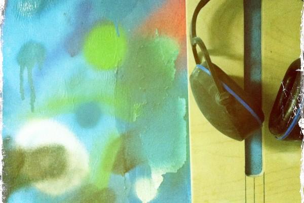 Gehörschutz und Farbe
